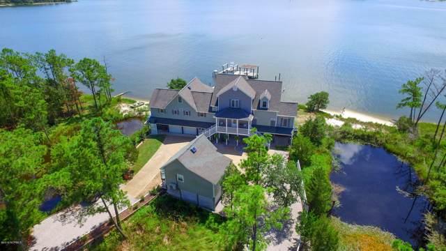 178 Wackena Way, Beaufort, NC 28516 (MLS #100182980) :: Frost Real Estate Team