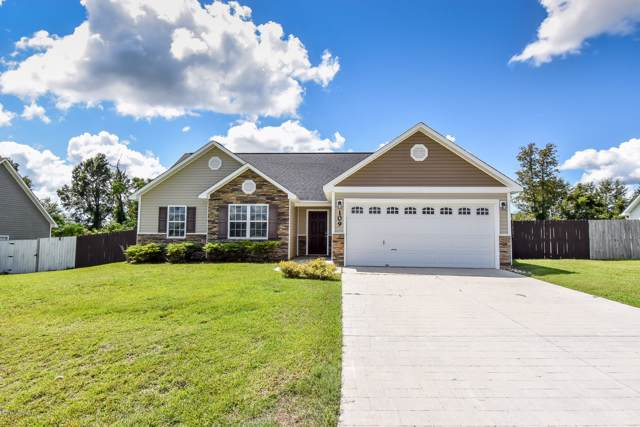 109 Silver Queen Lane, Richlands, NC 28574 (MLS #100183050) :: Berkshire Hathaway HomeServices Hometown, REALTORS®