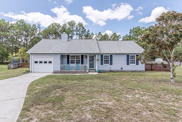 609 Calabash Drive, Hubert, NC 28539 (MLS #100183107) :: Century 21 Sweyer & Associates