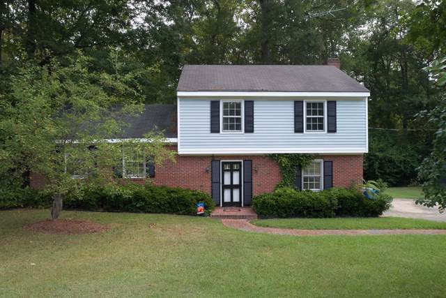 1404 Cherry Lane NW, Wilson, NC 27896 (MLS #100183149) :: RE/MAX Essential