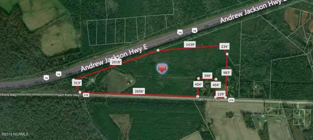 13517 Sam Potts Highway, Bolton, NC 28423 (MLS #100183153) :: The Keith Beatty Team