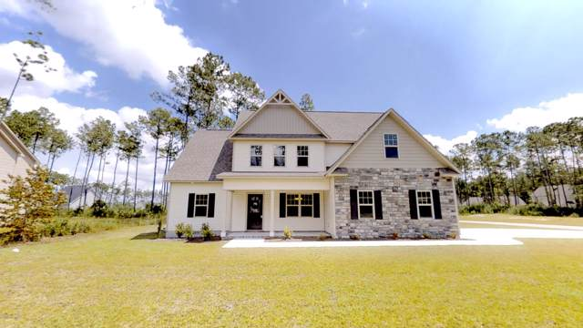 203 Timber Jack Court, Jacksonville, NC 28546 (MLS #100183206) :: The Keith Beatty Team