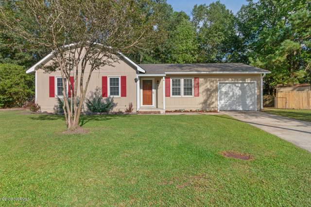 515 Redwood Place, Jacksonville, NC 28540 (MLS #100183212) :: The Keith Beatty Team