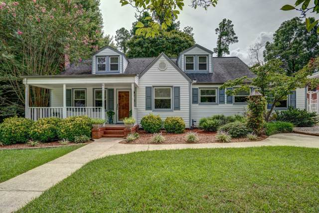 611 Trinity Drive W, Wilson, NC 27893 (MLS #100183228) :: RE/MAX Essential
