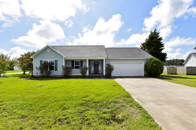 103 Pebble Grove Drive, Richlands, NC 28574 (MLS #100183231) :: The Keith Beatty Team