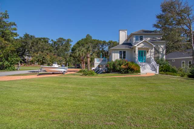 7316 Archers Creek Drive, Emerald Isle, NC 28594 (MLS #100183252) :: The Keith Beatty Team