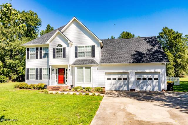 3208 Duck Pond Court, Kinston, NC 28504 (MLS #100183311) :: Courtney Carter Homes