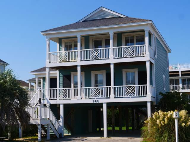 141 Brunswick Avenue E, Holden Beach, NC 28462 (MLS #100183312) :: Lynda Haraway Group Real Estate