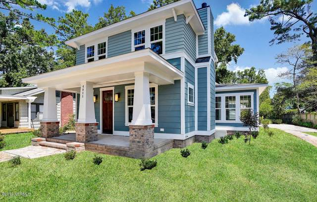 4011 Cherry Avenue, Wilmington, NC 28403 (MLS #100183351) :: David Cummings Real Estate Team