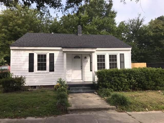 520 Park Avenue, Rocky Mount, NC 27801 (MLS #100183357) :: Berkshire Hathaway HomeServices Hometown, REALTORS®