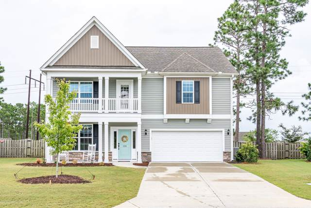 128 Porch Swing Way, Holly Ridge, NC 28445 (MLS #100183359) :: The Keith Beatty Team