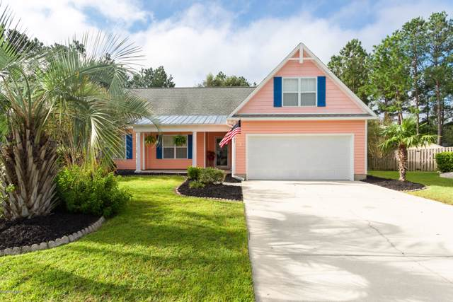 123 Caicos Court, Winnabow, NC 28479 (MLS #100183375) :: Donna & Team New Bern