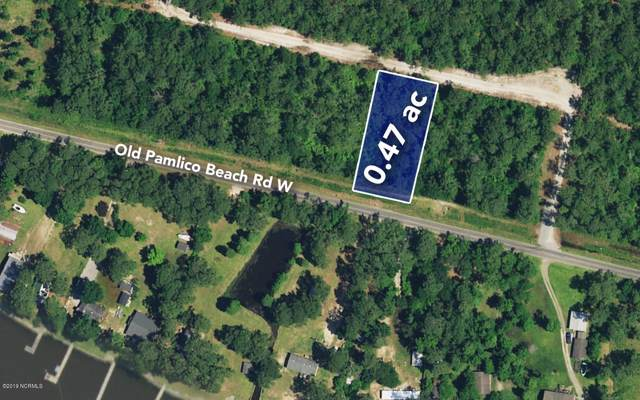 Lot 13 Old Pamlico Beach Road W, Belhaven, NC 27810 (MLS #100183385) :: David Cummings Real Estate Team
