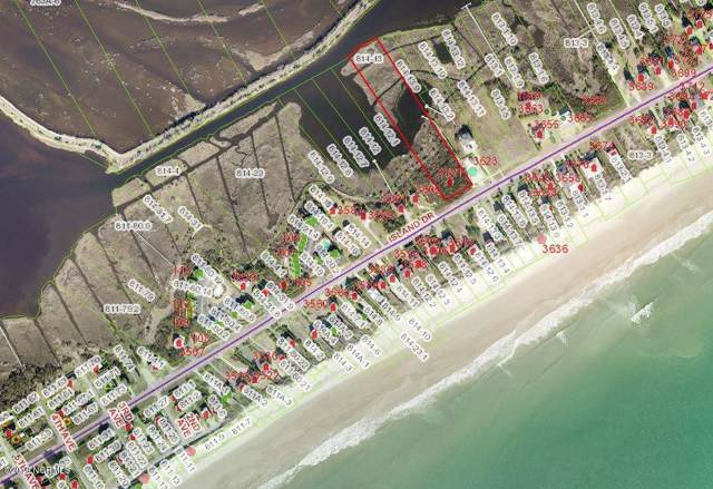 3621 Island Drive, North Topsail Beach, NC 28460 (MLS #100183419) :: RE/MAX Elite Realty Group