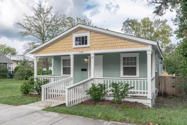210 N 10th Street, Wilmington, NC 28401 (MLS #100183471) :: Donna & Team New Bern