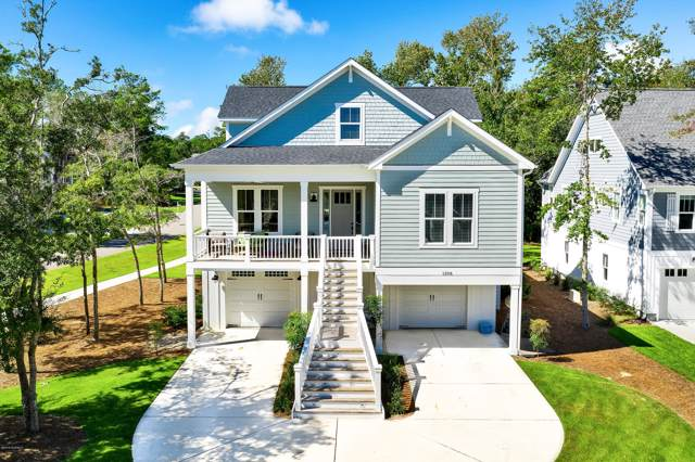 1208 Tidalwalk Drive, Wilmington, NC 28409 (MLS #100183511) :: The Keith Beatty Team