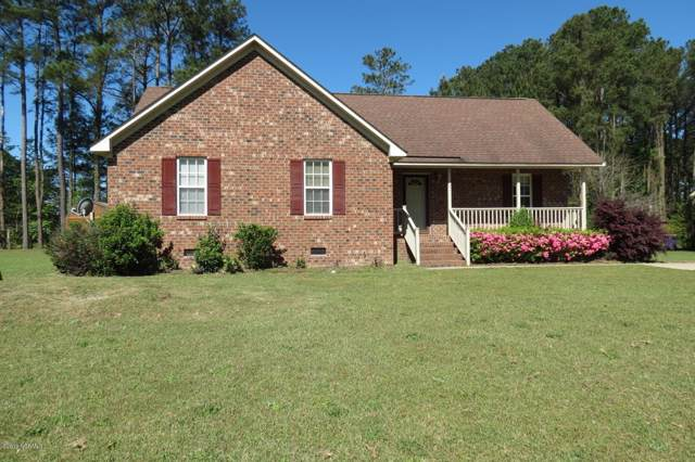 401 Burrington Road, Greenville, NC 27834 (MLS #100183534) :: The Keith Beatty Team