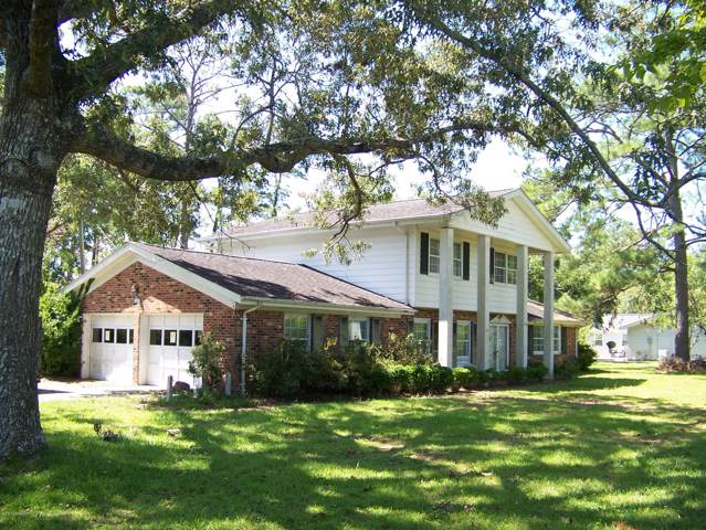 3401 Country Club Road, Morehead City, NC 28557 (MLS #100183550) :: The Keith Beatty Team
