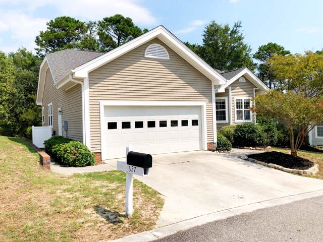 627 E Telfair Circle, Wilmington, NC 28412 (MLS #100183564) :: Vance Young and Associates