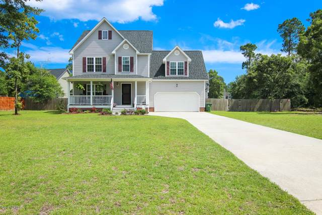 212 Shellbank Drive, Sneads Ferry, NC 28460 (MLS #100183574) :: The Keith Beatty Team