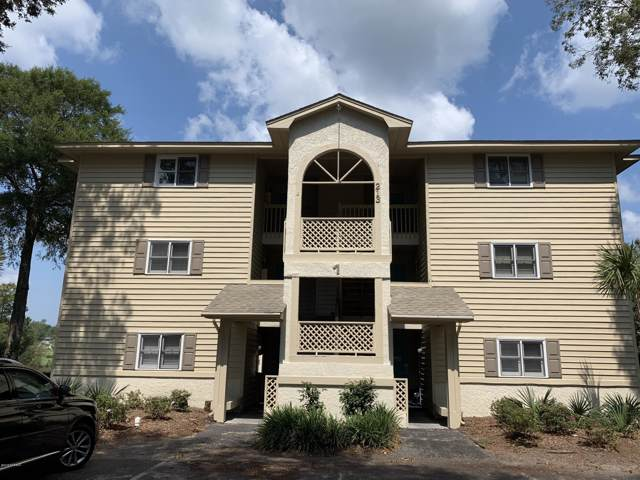 213 Clubhouse Road #3, Sunset Beach, NC 28468 (MLS #100183622) :: Donna & Team New Bern