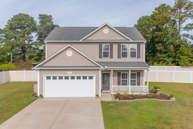 1049 Jade Lane, Winterville, NC 28590 (MLS #100183626) :: The Keith Beatty Team