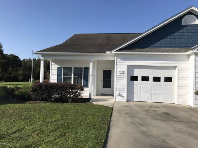 120 Palmetto Place Circle, Beaufort, NC 28516 (MLS #100183719) :: Vance Young and Associates