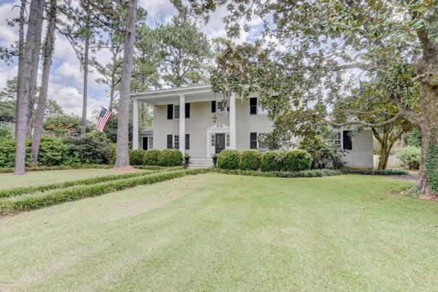 1151 Forest Hills Drive, Wilmington, NC 28403 (MLS #100183721) :: David Cummings Real Estate Team