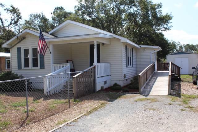 130 Fort Benjamin Road, Newport, NC 28570 (MLS #100183733) :: Lynda Haraway Group Real Estate