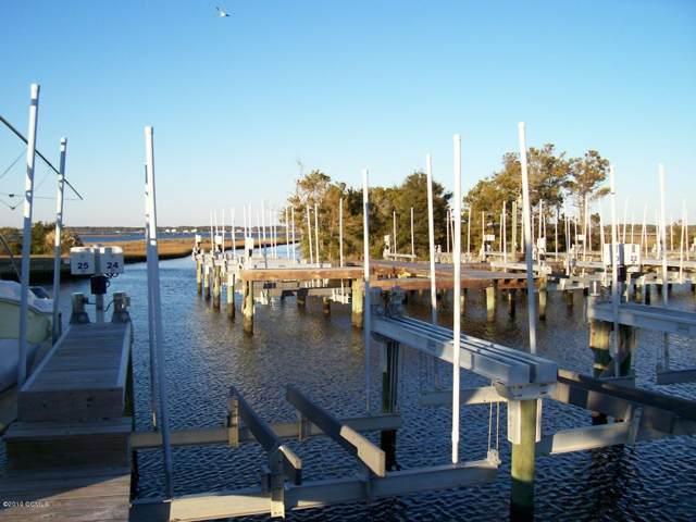 245 Bayview Drive Slip #14, Harkers Island, NC 28531 (MLS #100183743) :: Coldwell Banker Sea Coast Advantage