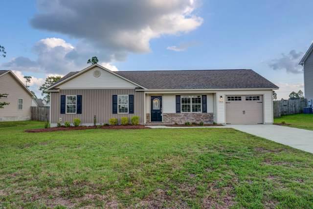 404 Bristol Lane, Hubert, NC 28539 (MLS #100183795) :: RE/MAX Elite Realty Group