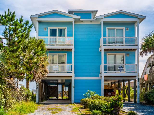1108 S Shore Drive A, Surf City, NC 28445 (MLS #100183799) :: The Chris Luther Team