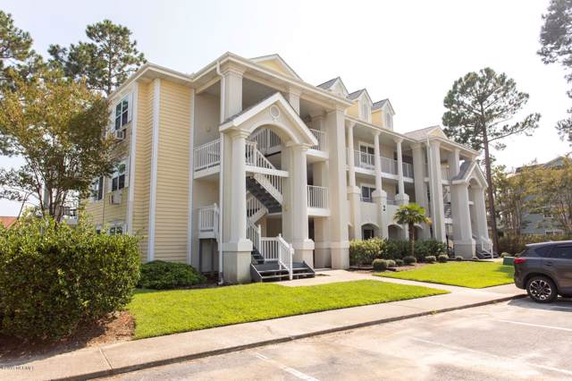 330 S Middleton Drive NW #207, Calabash, NC 28467 (MLS #100183834) :: RE/MAX Elite Realty Group