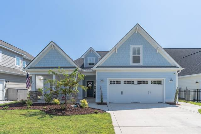 51 Evergreen Lane, Hampstead, NC 28443 (MLS #100183868) :: Donna & Team New Bern