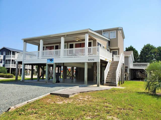1001 N North Shore Drive W, Sunset Beach, NC 28468 (MLS #100183975) :: Courtney Carter Homes