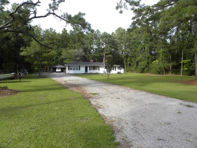 3278 Mill Creek Road, Newport, NC 28570 (MLS #100184012) :: The Pistol Tingen Team- Berkshire Hathaway HomeServices Prime Properties