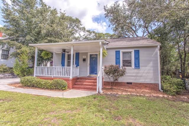 2153 Van Buren Street, Wilmington, NC 28401 (MLS #100184026) :: David Cummings Real Estate Team
