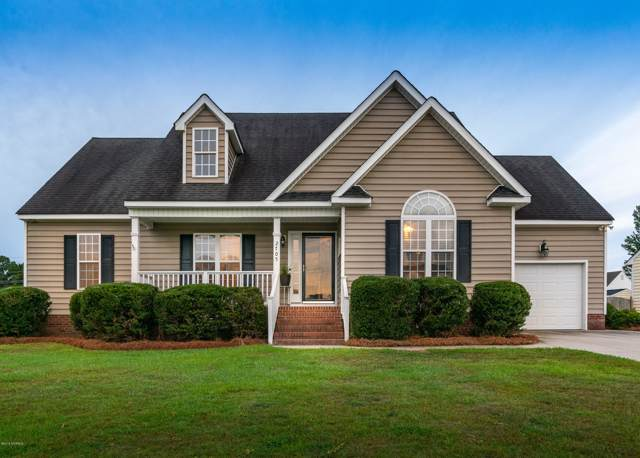 2705 Camille Drive, Winterville, NC 28590 (MLS #100184040) :: Berkshire Hathaway HomeServices Hometown, REALTORS®