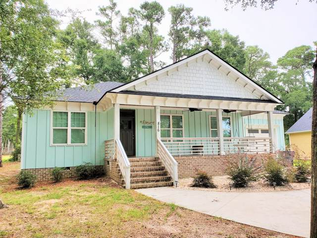 816 Shoreline Drive W, Sunset Beach, NC 28468 (MLS #100184071) :: Courtney Carter Homes