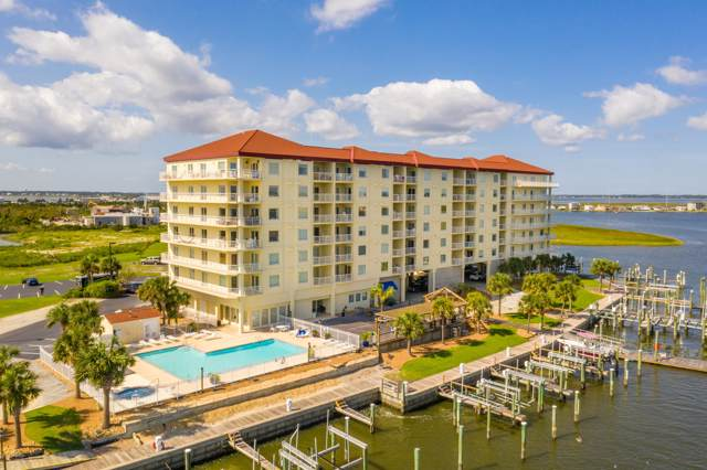 100 Olde Towne Yacht Club Road #608, Beaufort, NC 28516 (MLS #100184115) :: The Keith Beatty Team