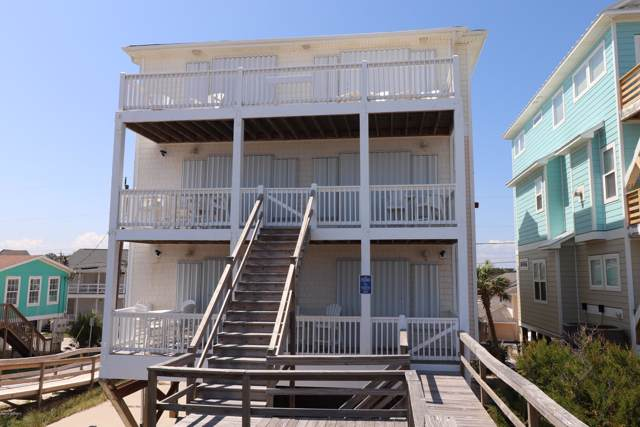 619 Carolina Beach Avenue S #1, Carolina Beach, NC 28428 (MLS #100184145) :: The Chris Luther Team