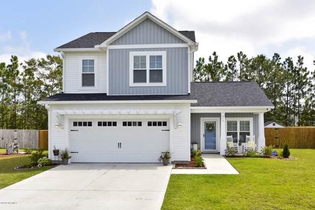 215 Chestwood Drive, Hubert, NC 28539 (MLS #100184164) :: Berkshire Hathaway HomeServices Hometown, REALTORS®