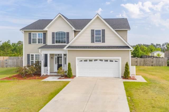 110 Cormorant Drive, Swansboro, NC 28584 (MLS #100184188) :: RE/MAX Elite Realty Group