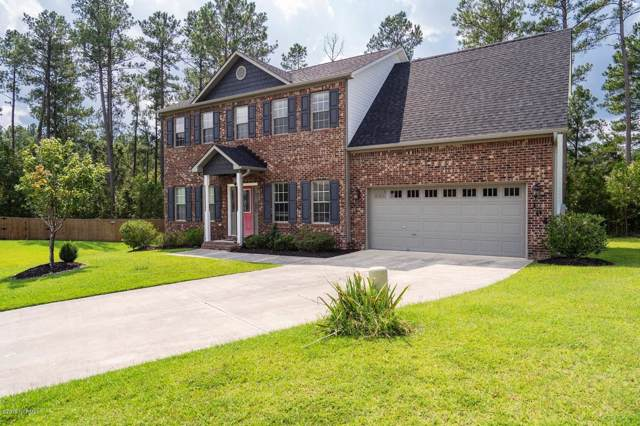 104 Kingswood Court, Jacksonville, NC 28546 (MLS #100184212) :: Courtney Carter Homes