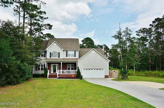 1223 Hammock Beach Road, Swansboro, NC 28584 (MLS #100184214) :: RE/MAX Elite Realty Group