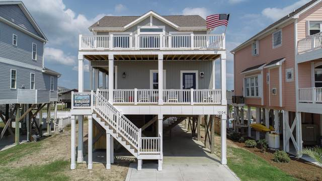 1004 W Beach Drive, Oak Island, NC 28465 (MLS #100184217) :: RE/MAX Elite Realty Group