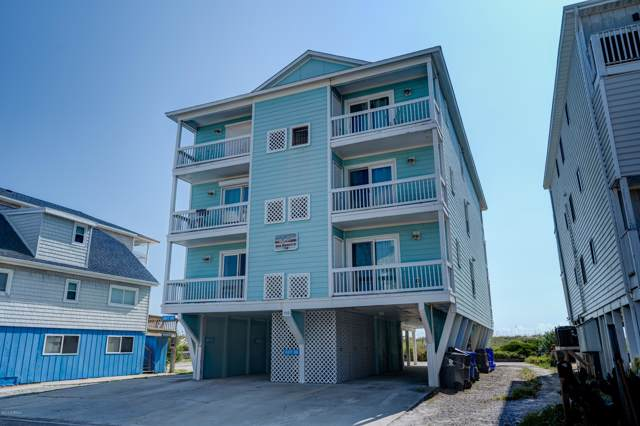 710 Carolina Beach Avenue N 1A, Carolina Beach, NC 28428 (MLS #100184223) :: The Chris Luther Team