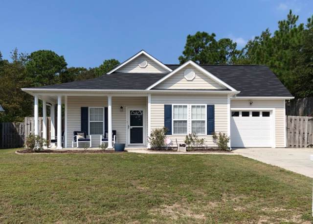 5328 Gerome Place, Wilmington, NC 28412 (MLS #100184236) :: Vance Young and Associates