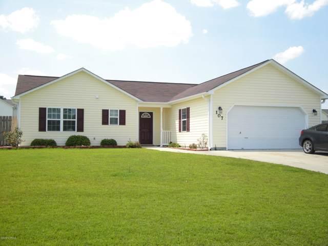 107 Gamble Way, Hubert, NC 28539 (MLS #100184249) :: Berkshire Hathaway HomeServices Hometown, REALTORS®