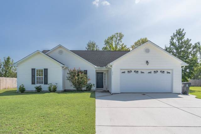 802 Calico Crossing, Wilmington, NC 28411 (MLS #100184252) :: Berkshire Hathaway HomeServices Hometown, REALTORS®